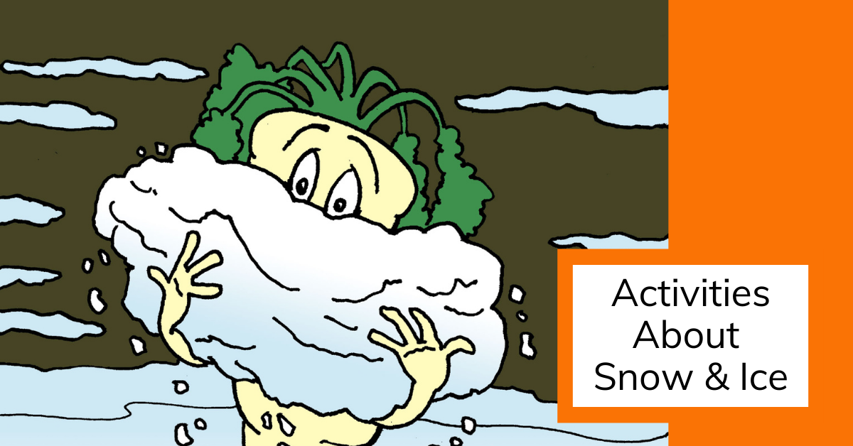 Activities About Snow And Ice For Kids