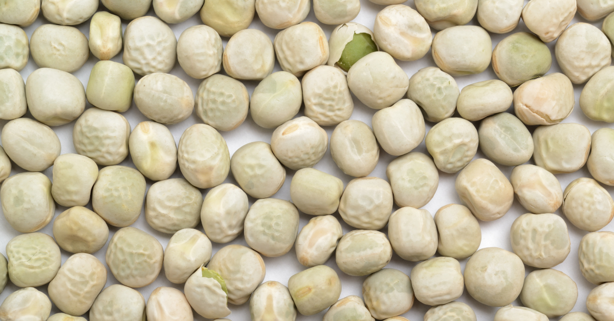 image of dried peas